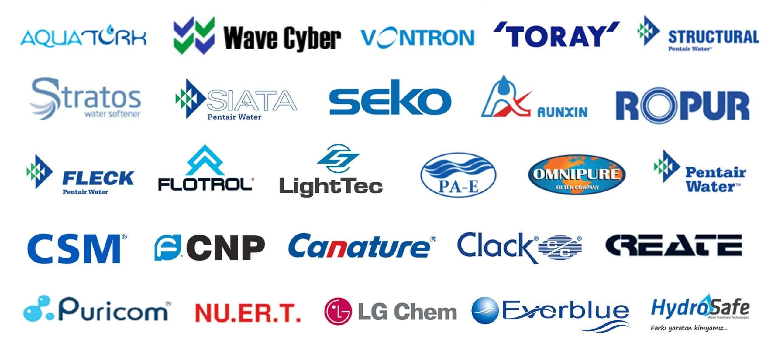 sanayi tipi su arıtma cihazı firmaları